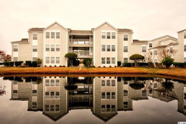 8641 Southbridge Dr C, Myrtle Beach, SC 29575 (MLS #1803620) :: The Litchfield Company