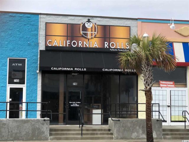 715 N Ocean Blvd., Myrtle Beach, SC 29577 (MLS #1803621) :: The Litchfield Company