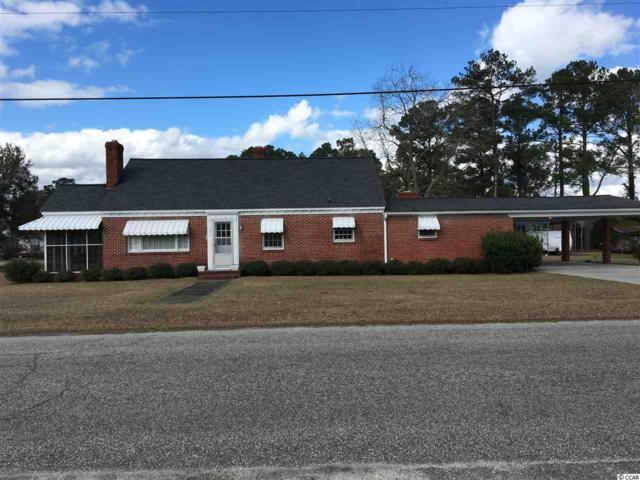 200 E Richardson Street, Hemingway, SC 29554 (MLS #1803623) :: The Litchfield Company