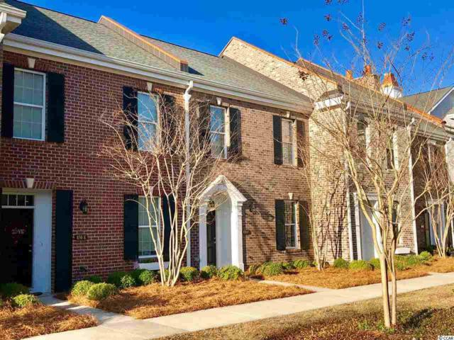830 Howard Avenue H, Myrtle Beach, SC 29577 (MLS #1803627) :: The Litchfield Company