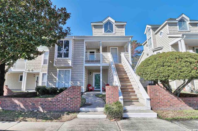 3847 Myrtle Pointe Dr #25, Myrtle Beach, SC 29577 (MLS #1803629) :: The Litchfield Company