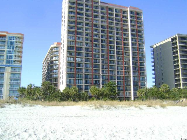 5308 N Ocean Blvd. #610, Myrtle Beach, SC 29577 (MLS #1803696) :: Silver Coast Realty