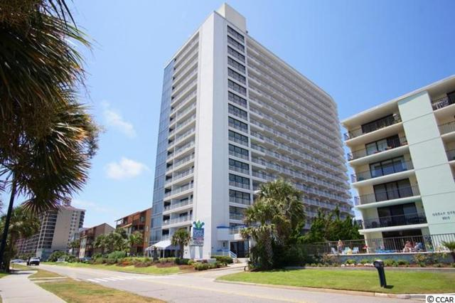5511 N Ocean Blvd #1601, Myrtle Beach, SC 29572 (MLS #1803718) :: Silver Coast Realty