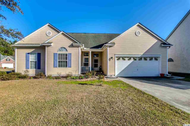 1611 Sedgefield Drive, Murrells Inlet, SC 29576 (MLS #1803756) :: Myrtle Beach Rental Connections