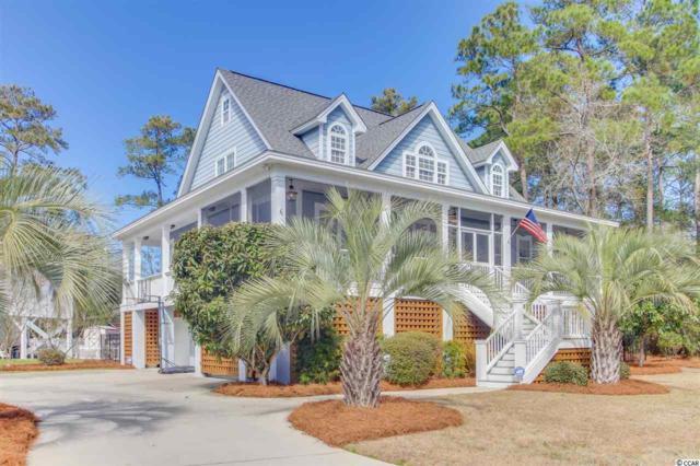 425 Elizabeth Dr, Murrells Inlet, SC 29576 (MLS #1803772) :: Myrtle Beach Rental Connections