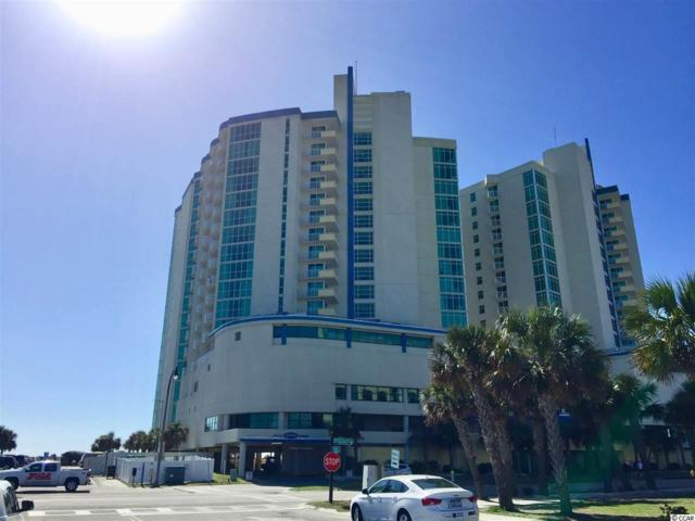 304 N Ocean Blvd #1413, North Myrtle Beach, SC 29582 (MLS #1803797) :: The Litchfield Company