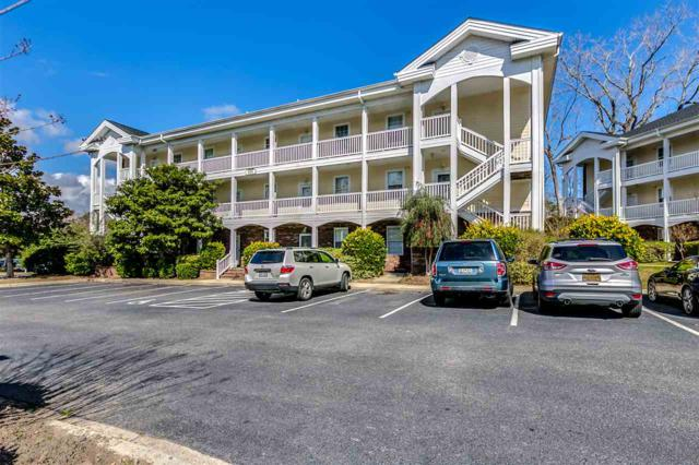 691 Riverwalk Drive #204, Myrtle Beach, SC 29579 (MLS #1803807) :: The Hoffman Group