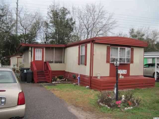 6 Burr Circle, Murrells Inlet, SC 29576 (MLS #1803832) :: Myrtle Beach Rental Connections
