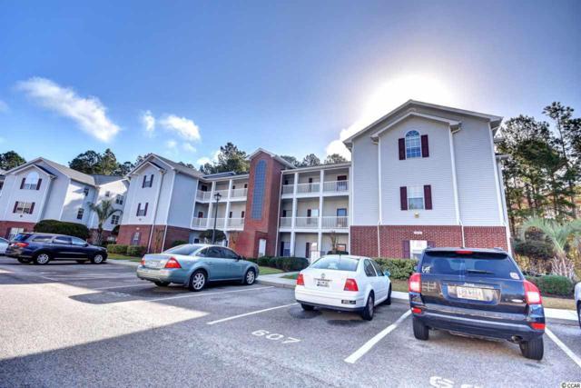 4818 Innisbrook Court #605, Myrtle Beach, SC 29579 (MLS #1803837) :: Sloan Realty Group