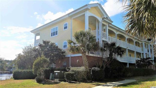 1512 Lanterns Rest Road #301, Myrtle Beach, SC 29579 (MLS #1803846) :: James W. Smith Real Estate Co.