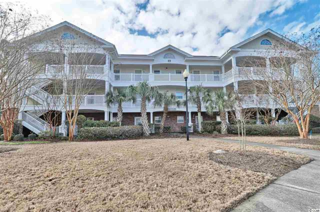 5825 Catalina Drive #624 #624, North Myrtle Beach, SC 29582 (MLS #1803848) :: The Hoffman Group