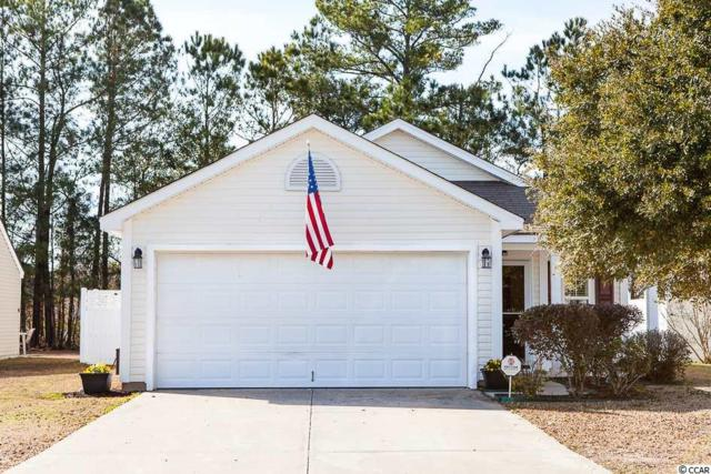 144 Junco Circle, Longs, SC 29568 (MLS #1803876) :: Myrtle Beach Rental Connections