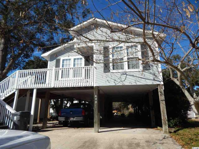 402 Bay Drive, Murrells Inlet, SC 29576 (MLS #1803925) :: The Litchfield Company