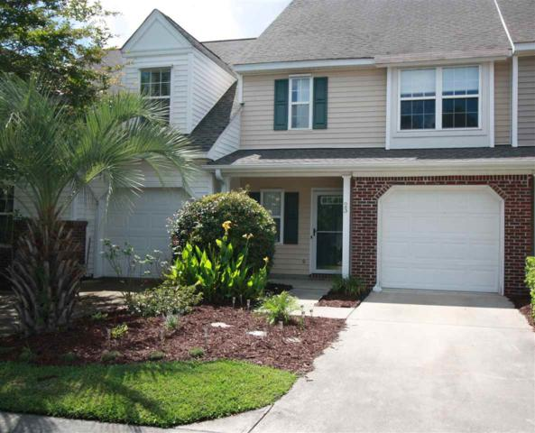 23 Pond View Drive #23, Pawleys Island, SC 29585 (MLS #1803976) :: Sloan Realty Group