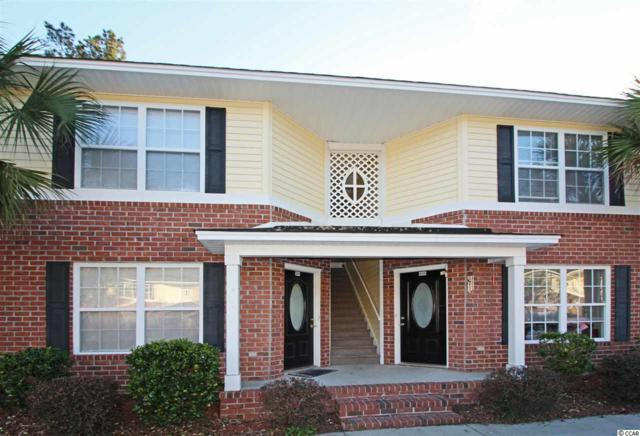 2407 James Street #206, Conway, SC 29527 (MLS #1804018) :: The Greg Sisson Team with RE/MAX First Choice