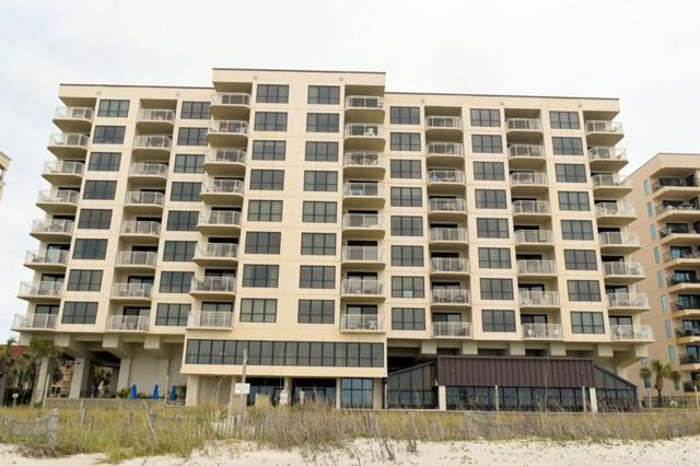 523 S Ocean Blvd., North Myrtle Beach, SC 29582 (MLS #1804034) :: The Litchfield Company