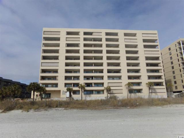 6100 N Ocean Blvd #501, North Myrtle Beach, SC 29582 (MLS #1804061) :: Sloan Realty Group