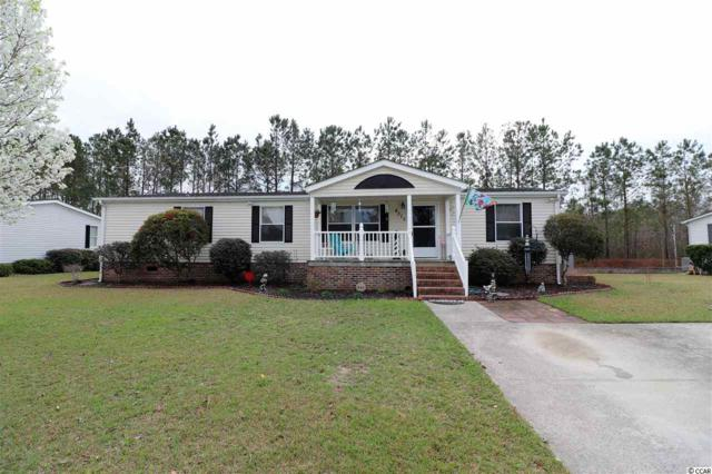 4315 Lake Front Blvd, Myrtle Beach, SC 29588 (MLS #1804065) :: Silver Coast Realty