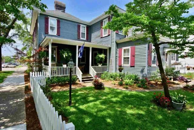 702 Prince Street, Georgetown, SC 29440 (MLS #1804148) :: The Litchfield Company