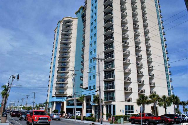 504 N Ocean Blvd #1411, Myrtle Beach, SC 29577 (MLS #1804234) :: Silver Coast Realty