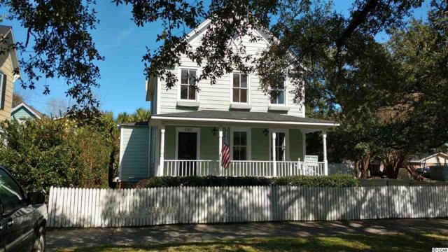 502 Front Street, Georgetown, SC 29440 (MLS #1804251) :: The Litchfield Company