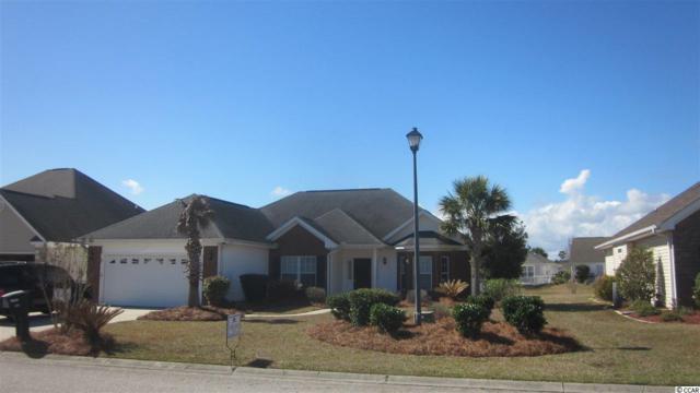 320 Sherrybrook Drive, Myrtle Beach, SC 29588 (MLS #1804323) :: The Litchfield Company