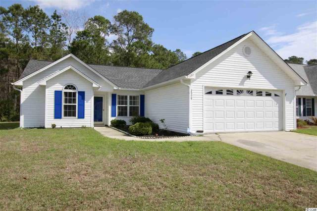 2509 Oriole Drive, Murrells Inlet, SC 29576 (MLS #1804351) :: The Greg Sisson Team with RE/MAX First Choice