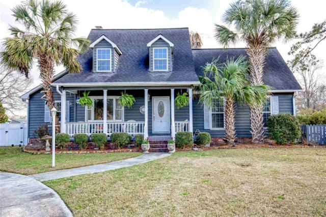 1 Shawnee Trail, Myrtle Beach, SC 29588 (MLS #1804374) :: The Litchfield Company