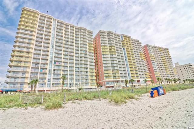 2711 S Ocean Blvd #1411, North Myrtle Beach, SC 29582 (MLS #1804379) :: Trading Spaces Realty