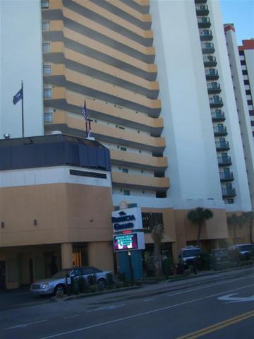 2710 N Ocean Blvd #838, Myrtle Beach, SC 29577 (MLS #1804432) :: The Hoffman Group