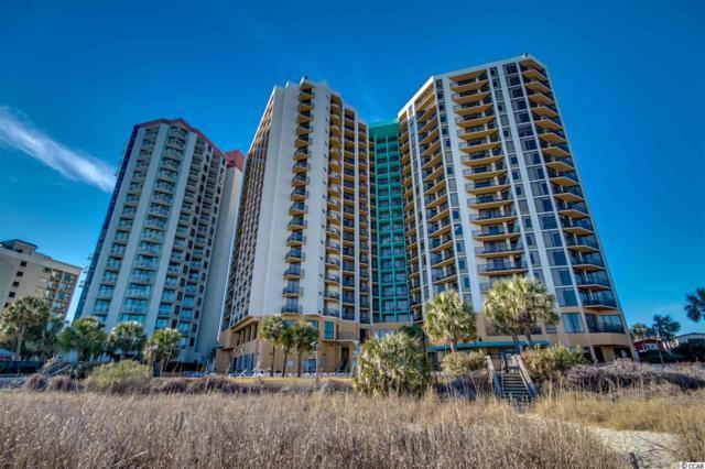 2710 N Ocean Blvd, # 1802 #1802, Myrtle Beach, SC 29577 (MLS #1804434) :: Sloan Realty Group