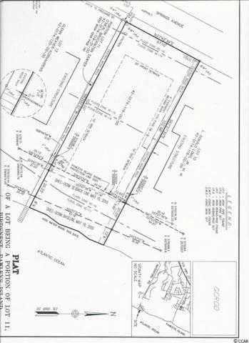 614 Springs Ave., Pawleys Island, SC 29585 (MLS #1804437) :: The Hoffman Group