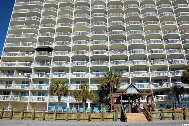 1012 N Waccamaw Drive #510, Garden City Beach, SC 29576 (MLS #1804456) :: Sloan Realty Group