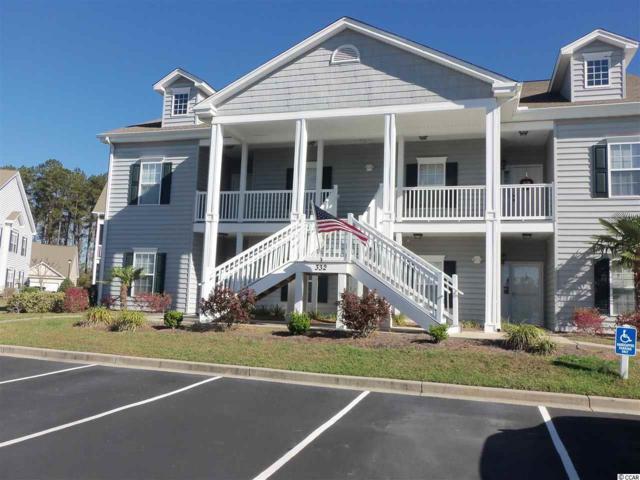 332 Black Oak Lane #101, Murrells Inlet, SC 29576 (MLS #1804458) :: Myrtle Beach Rental Connections