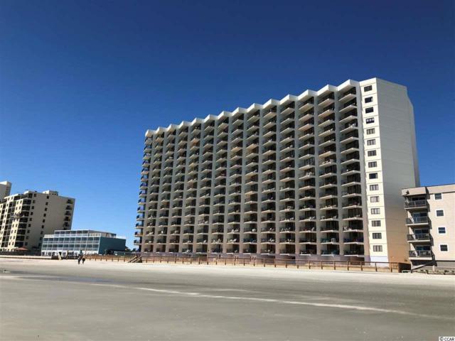 1210 N Waccamaw Drive #711, Garden City Beach, SC 29576 (MLS #1804462) :: Myrtle Beach Rental Connections