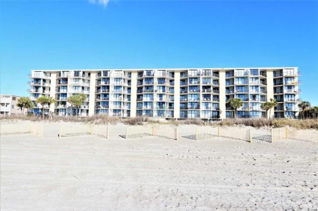 2101 S Ocean Boulevard F6, North Myrtle Beach, SC 29582 (MLS #1804488) :: Sloan Realty Group
