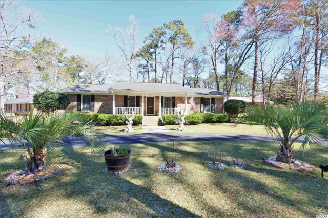1512 Forest View Rd, Conway, SC 29527 (MLS #1804517) :: The Litchfield Company