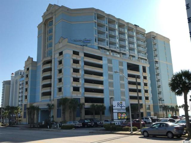 2501 S Ocean Blvd #411, Myrtle Beach, SC 29577 (MLS #1804530) :: The Hoffman Group
