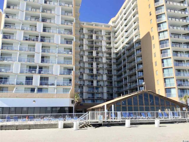9550 Shore Drive #1422, Myrtle Beach, SC 29572 (MLS #1804600) :: The Hoffman Group