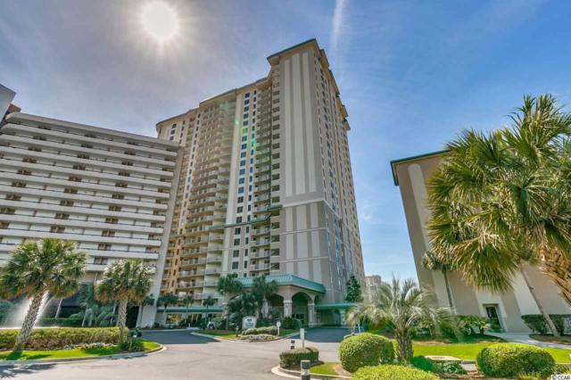 9994 Beach Club Dr. #608, Myrtle Beach, SC 29572 (MLS #1804604) :: The Litchfield Company
