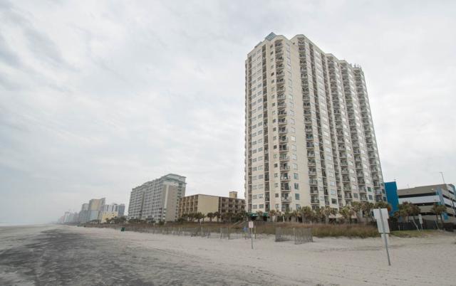 1605 S Ocean Boulevard #314, Myrtle Beach, SC 29577 (MLS #1804655) :: Trading Spaces Realty