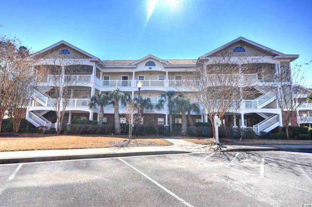 5825 Catalina Dr. #611, North Myrtle Beach, SC 29582 (MLS #1804657) :: Silver Coast Realty