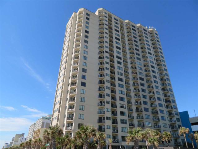 1605 S Ocean Boulevard #1409, Myrtle Beach, SC 29577 (MLS #1804687) :: Sloan Realty Group