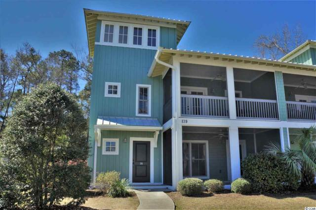 139 Lumbee Circle #26, Pawleys Island, SC 29585 (MLS #1804708) :: The HOMES and VALOR TEAM