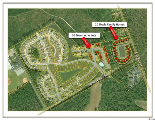 Lots 157-205 Medlen Rd., Conway, SC 29526 (MLS #1804744) :: The Hoffman Group