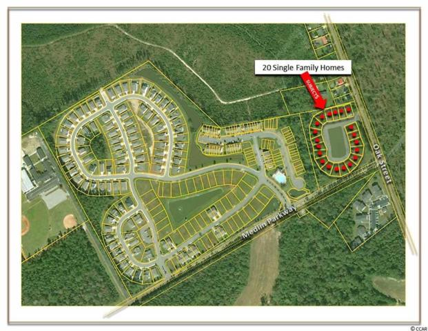 Lots 157-205 Medlen Rd., Conway, SC 29526 (MLS #1804752) :: The Hoffman Group