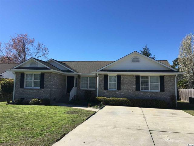 9138 Wildwood Place, Murrells Inlet, SC 29576 (MLS #1804793) :: The Litchfield Company