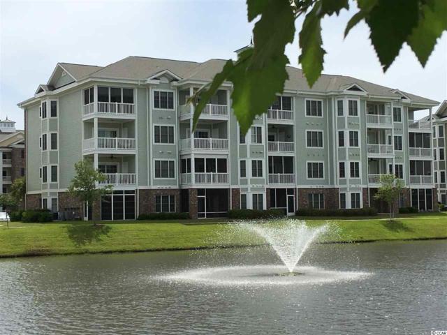 4879 Luster Leaf Circle 305 #305, Myrtle Beach, SC 29577 (MLS #1804803) :: Sloan Realty Group