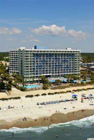 1105 S Ocean Blvd #518, Myrtle Beach, SC 29577 (MLS #1804872) :: Sloan Realty Group
