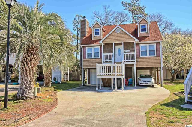 918 Dock Pl., Garden City Beach, SC 29576 (MLS #1804882) :: Silver Coast Realty